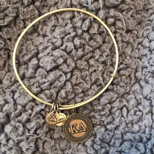 Kappa Delta Alex and Ani Bracelet